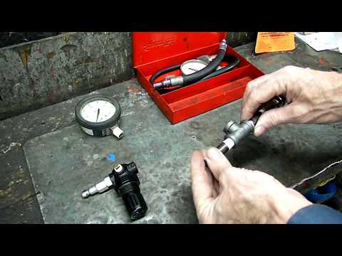 Cylinder Leak Down Tester,How To Build