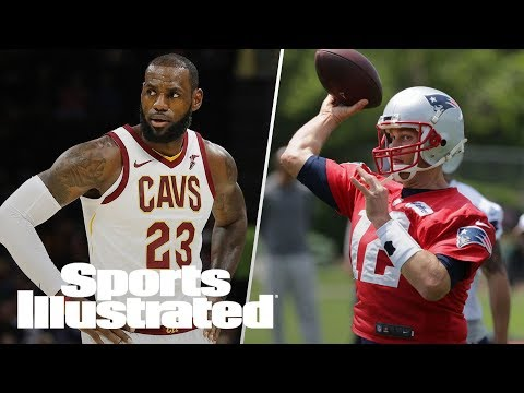 Assessing LeBron's Offseason Options, Update On Patriots' Minicamp | SI NOW | Sports Illustrated