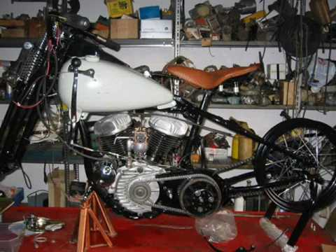 Make a Harley