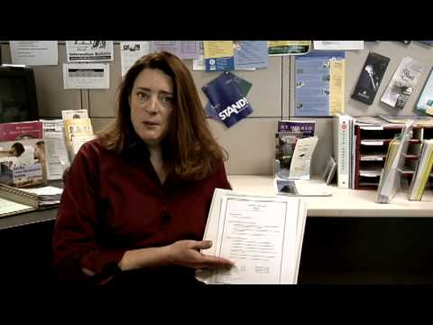 Job Search : How to Mail a Resume & Cover Letter