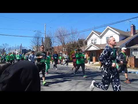 Allentown St. Patrick's Day Run - March 18, 2018
