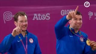 USA Men's Wheelchair Basketball Gold Medal Game Highlights | Parapan American Games Lima 2019