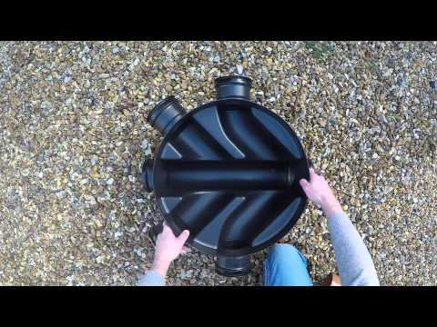HOW TO: Set Up Inspection Chamber at a Change of Direction | Drainage Sales