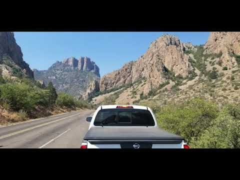 Family trip to Big Bend National Park