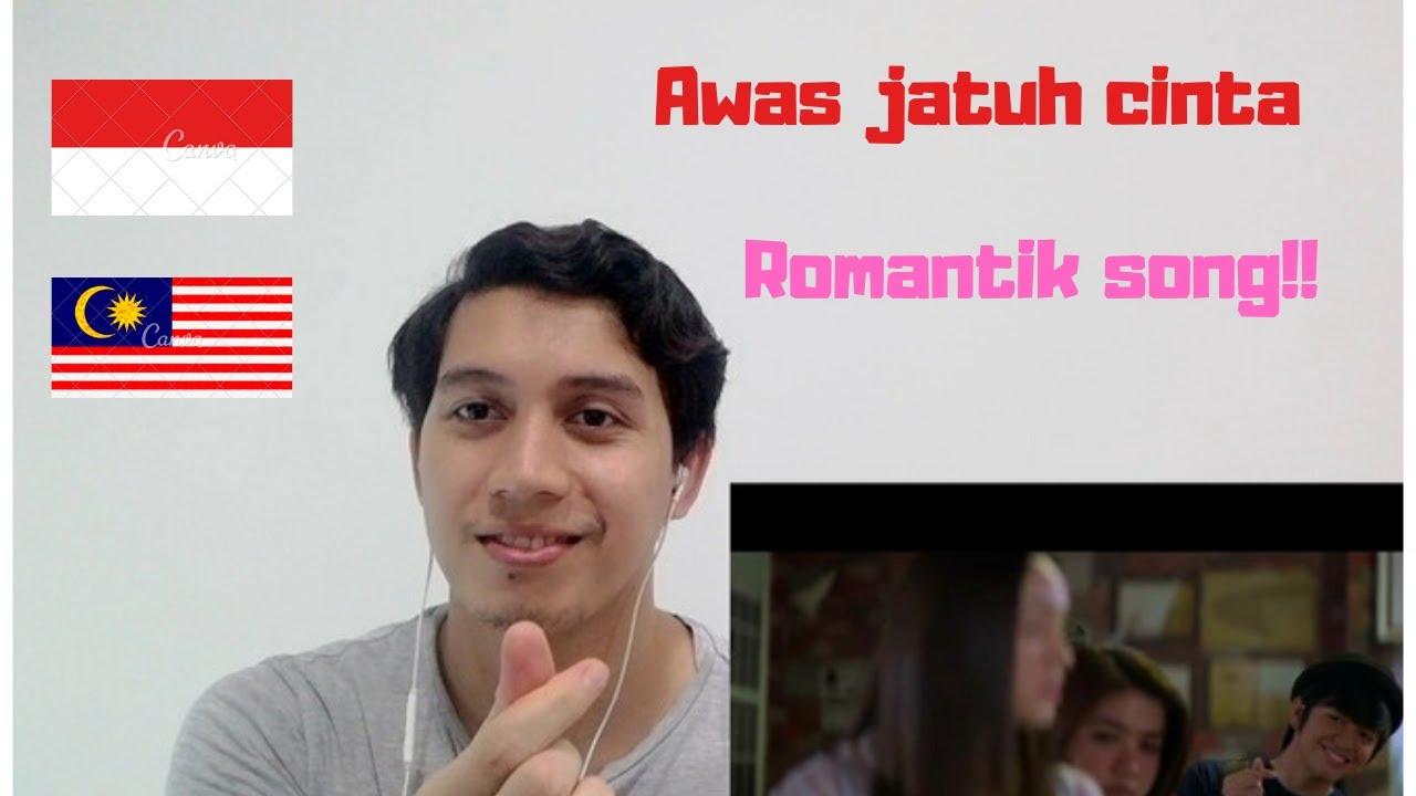 Download ARMADA- AWAS JATUH CINTA   OFFICIAL MUSIC VIDEO   MALAYSIA REACT TO INDONESIA   MP3 Gratis