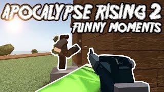 Alpha Misadventures   Apocalypse Rising 2