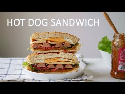 Hot Dog Sandwich??