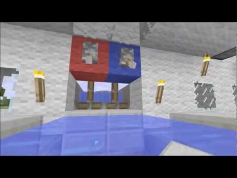 How To Build The Ultimate Bathroom - Minecraft Xbox 360 Edition
