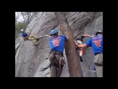 Rock Climbing for Professional Rescuers