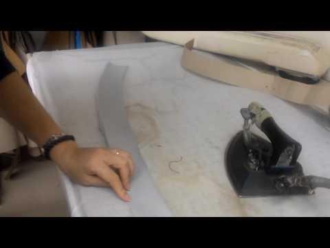 SS18 Fabric shrinkage test