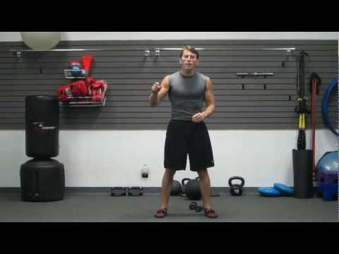 GAME SPEED Hockey Workouts | Plyometric Hockey Exercises | HASfit Dryland Hockey Training