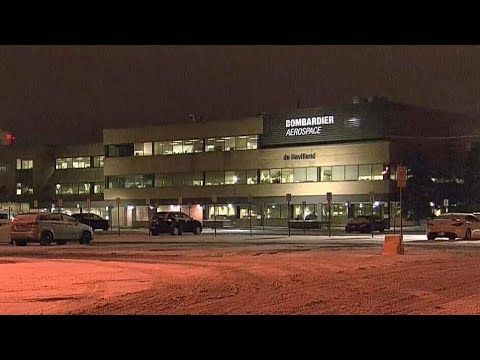 Bombardier considering Downsview land sale