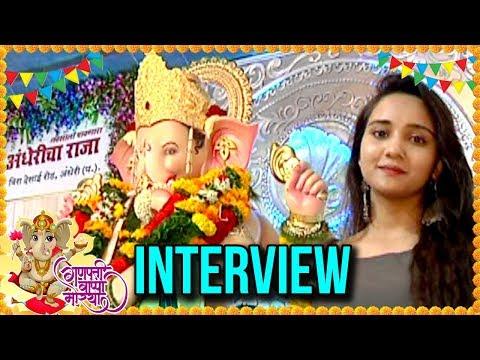 Xxx Mp4 Ashi Singh Aka Naina Ganpati Pandal Visit Ashi Singh Interview Yeh Un Dino Ki Baat Hai 3gp Sex