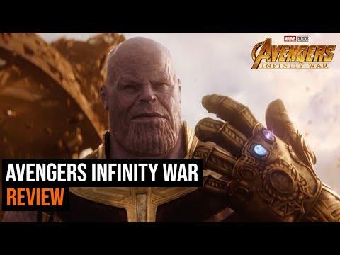 Avengers: Infinity War Review - Spoiler Free