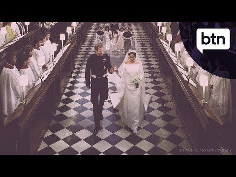 Why was the Royal Wedding so popular? - Behind the News