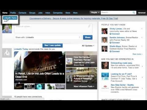 Managing LinkedIn Endorsements