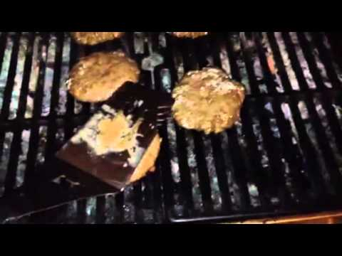 Venison Burgers On The Grill Easy Receipe