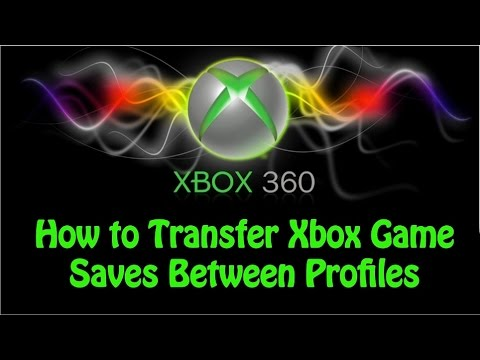 How to Transfer Xbox Game Saves Between Profiles