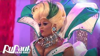 Peppermint Tells Ongina How She Got Into Drag BONUS Clip | RuPaul's Drag Race Season 9 Finale | VH1