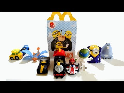 Toys Collection For Children Review Batman Car Train Engine Super Mario Minions Ninja Turtle