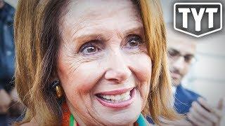 Nancy Pelosi Doing Her BEST To Trigger Trump