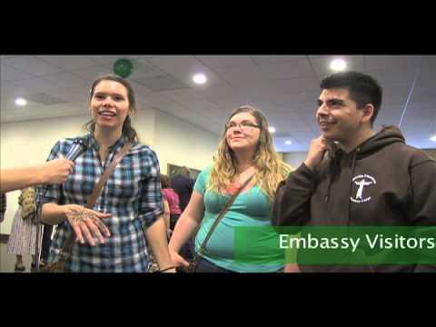 Saudi Embassy Participates in Passport DC