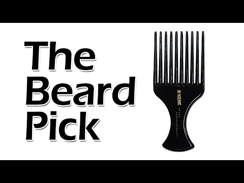 The Beard Pick for Curly Beards