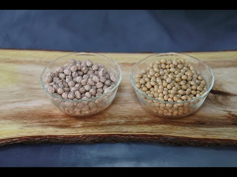 How to Quick Soak Dried Beans-2 Ways