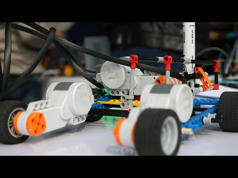 Robot projects for kids - Robotics Engineering Projects