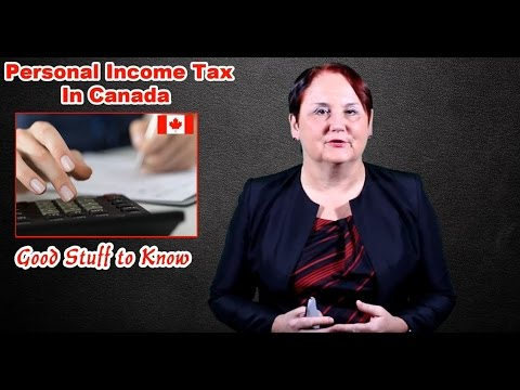 Personal Income Tax in Canada - Online Course