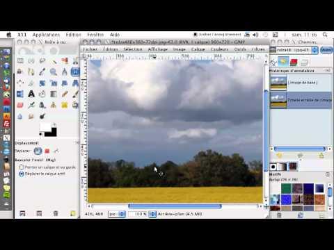 GIMP 06 / Dimensions