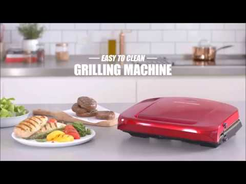 George Foreman Easy To Clean Grilling Machine - GRP1080AU