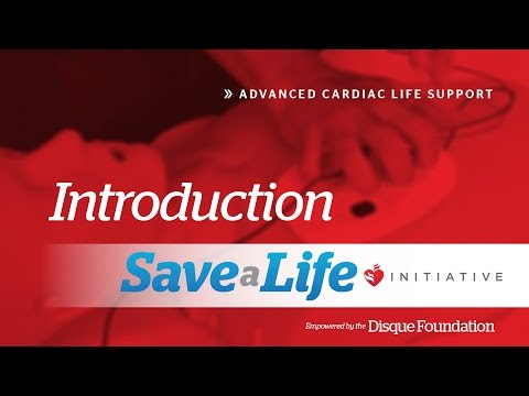 1. Introduction to ACLS, Advanced Cardiac Life Support (ACLS)