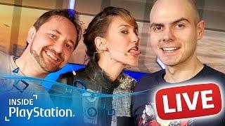 PREY, Persona 5, Stargast Gregor Kartsios | Inside PlayStation LIVE vom 14.04.2017