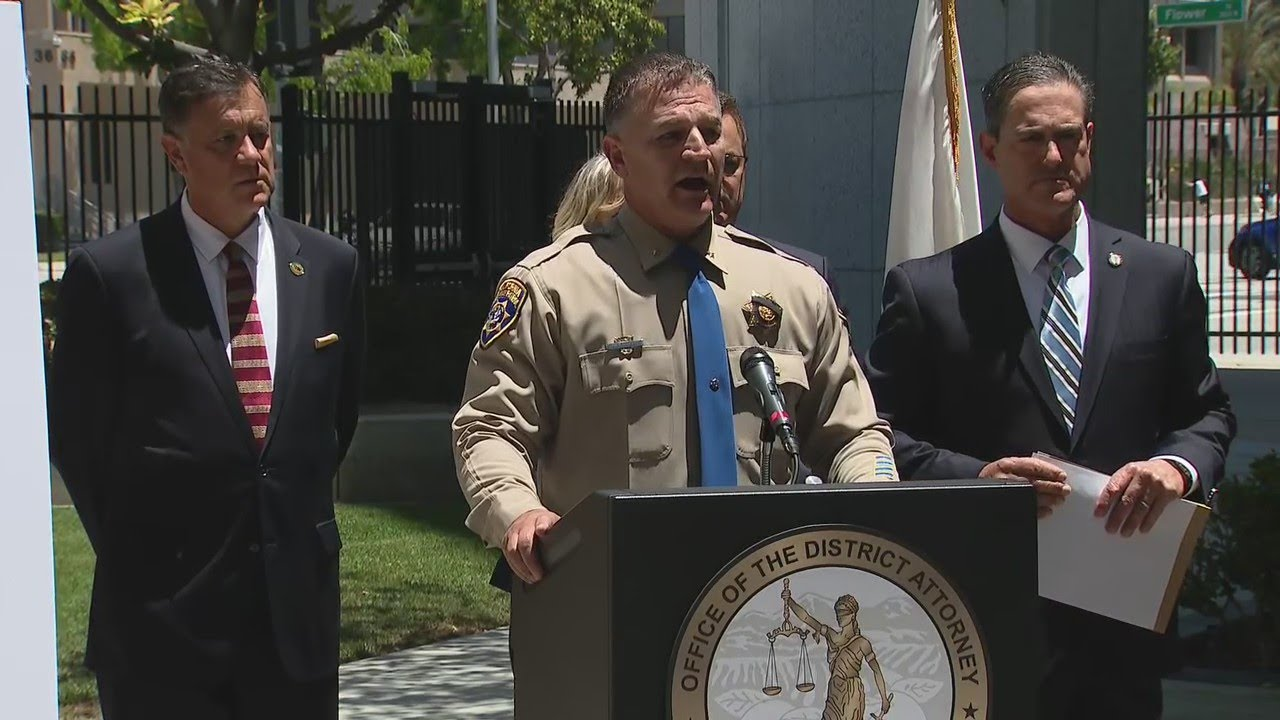 Orange County officials provide an update after SoCal couple charged in Aiden Leos killing