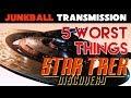 Top 5 Worst Things In Star Trek Discovery