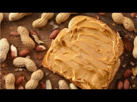Homemade Peanut Butter | OIL FREE...EASY & DELICIOUS