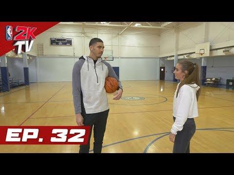 Jayson Tatum On-Court Talking 3-Pointers - NBA 2KTV S4. Ep.32