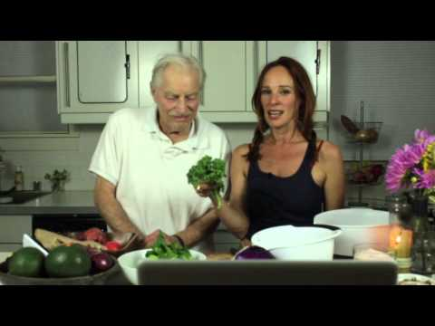 raw food recipe pomegranate and purple cabbage boats. Herbie on change! | dara dubinet