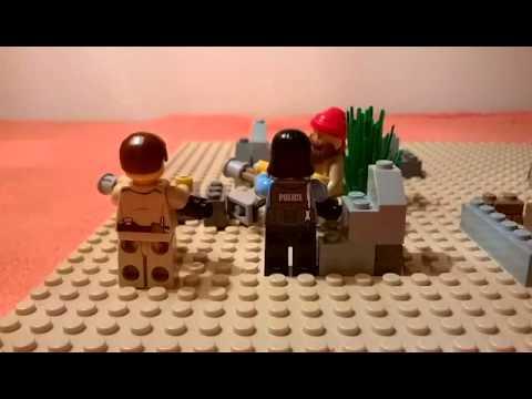 LEGO Minigun Mini Movie