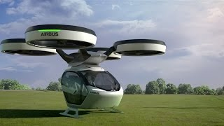Future of mobility: a personal capsule which drives, flies and hops on train