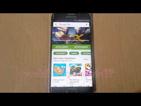 Android : How to Clear Google Play Store Search Local History in Samsung Galaxy S6