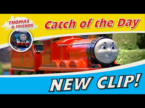 Percy and James Argue - Thomas & Friends Clip