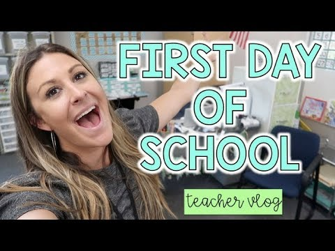 Xxx Mp4 A Day In The Life Of A 3rd Grade Teacher FIRST DAY OF SCHOOL 3gp Sex