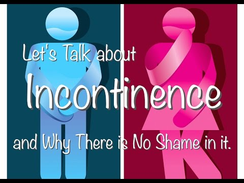 Let's Talk About Incontinence