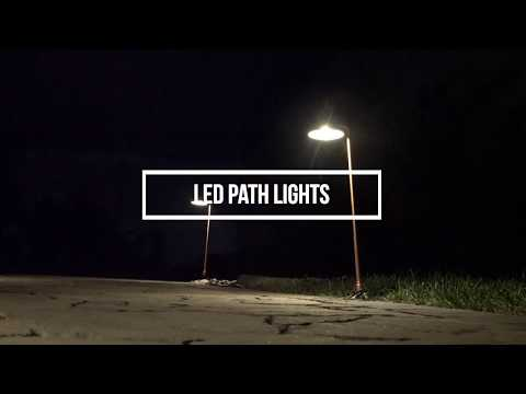 LED Path Lights