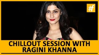 Suhana Celebration | Chillout Session With Ragini Khanna | Live on #fame