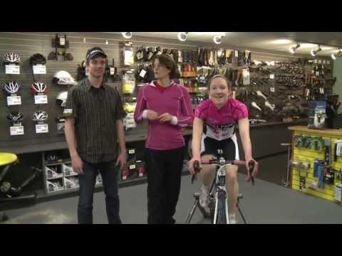Cycling Tips with Sharron - Cadence