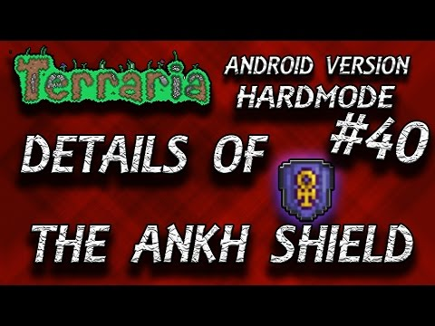 Details of The Ankh Shield | Terraria (Android) | #40
