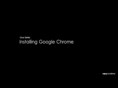 Linux Mint Installing Google Chrome